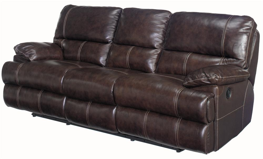 Hooker Furniture SS606 Sofa With 2 Recliners - Item Number: SS60603-089