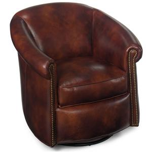 Bradington Young Swivel Tub Chairs Marietta Swivel Tub Chair