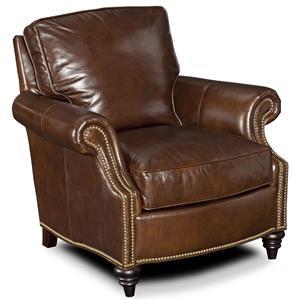 Bradington Young Xander Stationary Chair 8-Way Tie