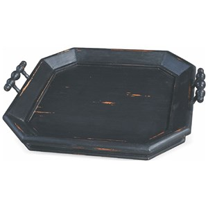 Bramble Accessories Victorian Octagonal Tray