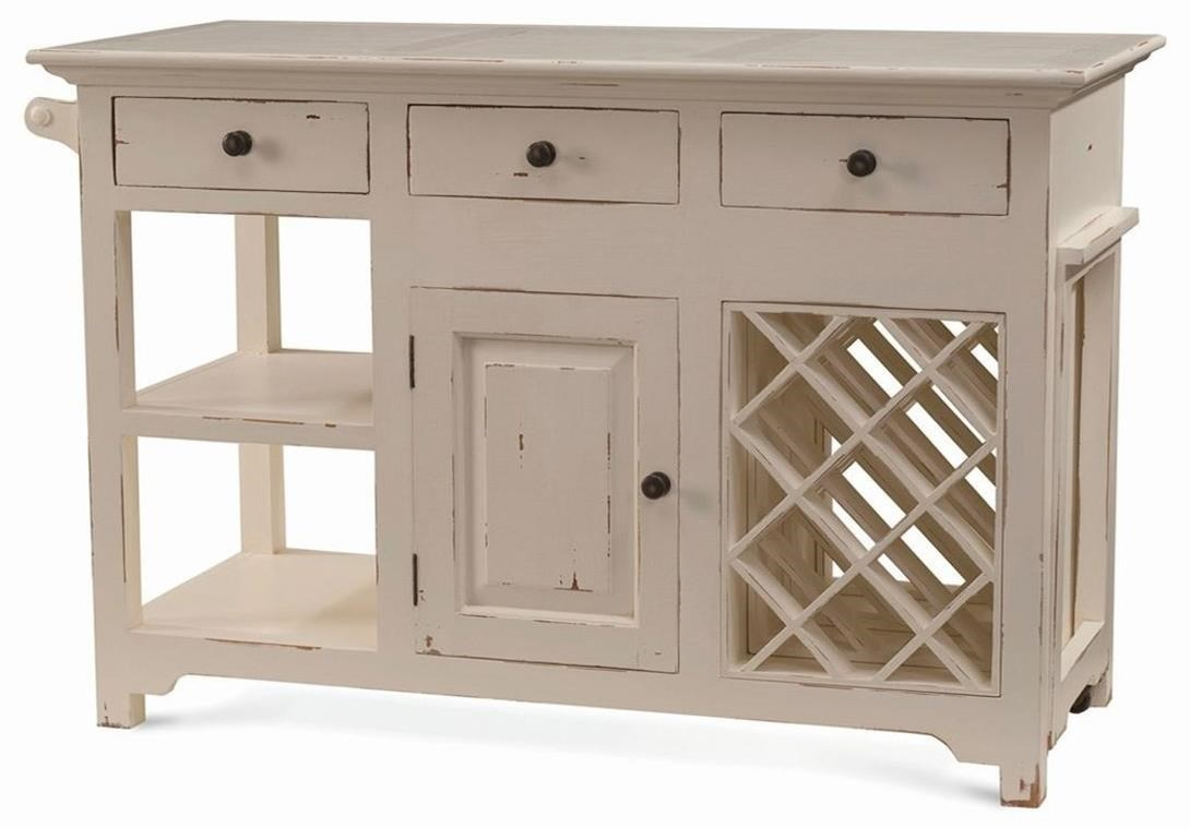 Bramble Aries Napa Kitchen Island With Pullout Table Howell Furniture Dining Kitchen Island