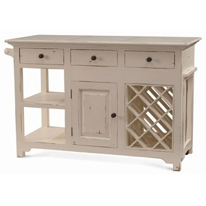 Bramble Aries Napa Kitchen Island