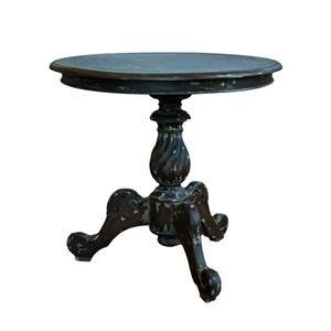 Bramble Accents Cordova Lamp Table