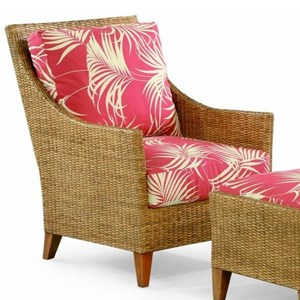 Wicker and Rattan Chair