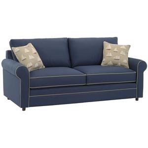 Mary's Home Furnishings Edgeworth Upholstered Sleeper Sofa