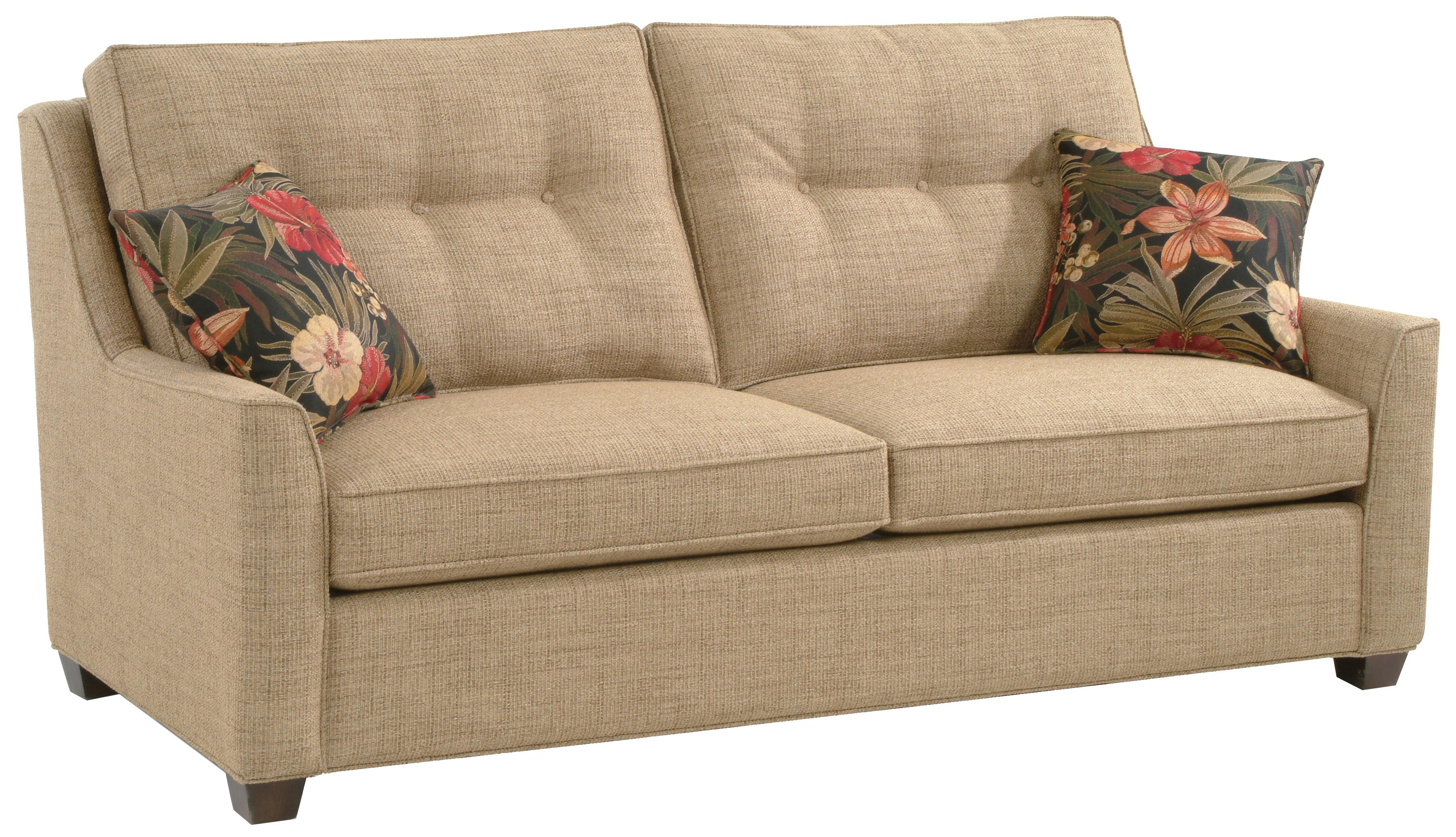 745  Stationary Cambridge Sofa by Braxton Culler at Johnny Janosik