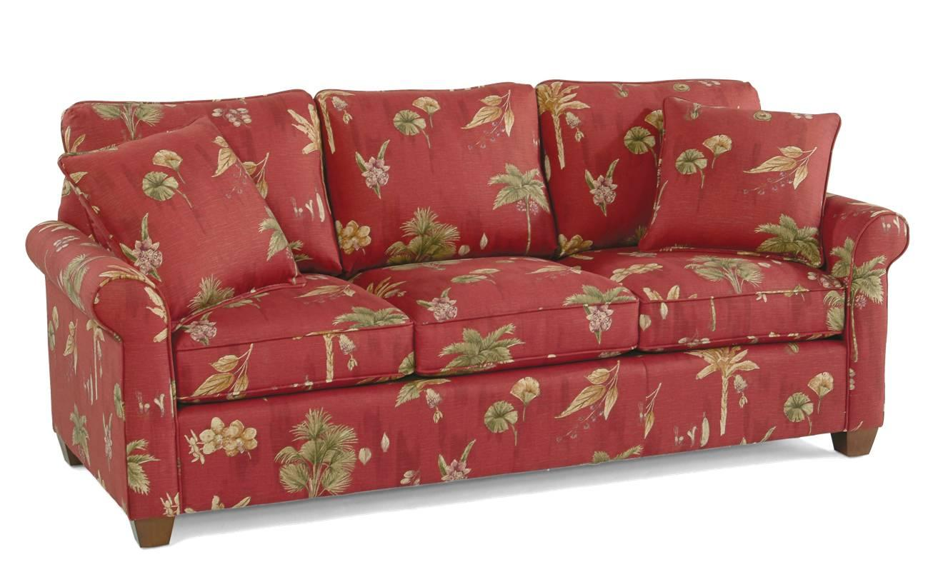 759 Queen Sleeper by Braxton Culler at Alison Craig Home Furnishings
