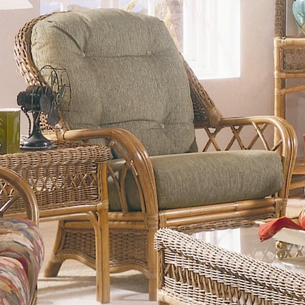 Braxton Culler Everglade Rattan Chair Jacksonville