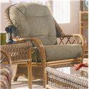 Braxton Culler Everglade Rattan Chair