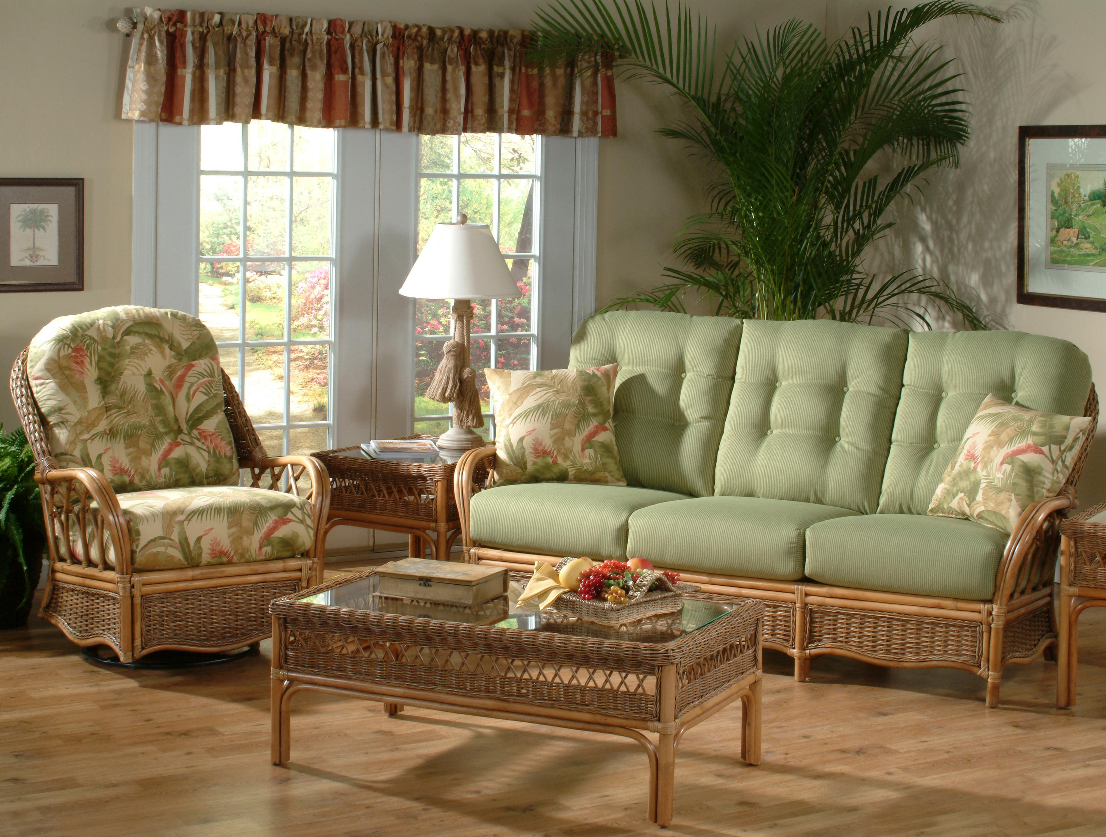 Braxton Culler Everglade Tropical Style Everglade Swivel
