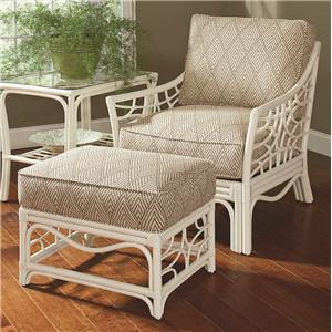 Vendor 10 909 chair & ottoman