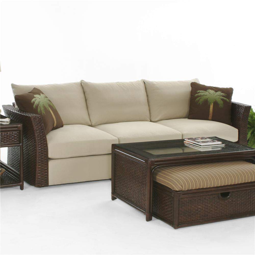 Grand Water Point Stationary Sofa by Braxton Culler at Esprit Decor Home Furnishings