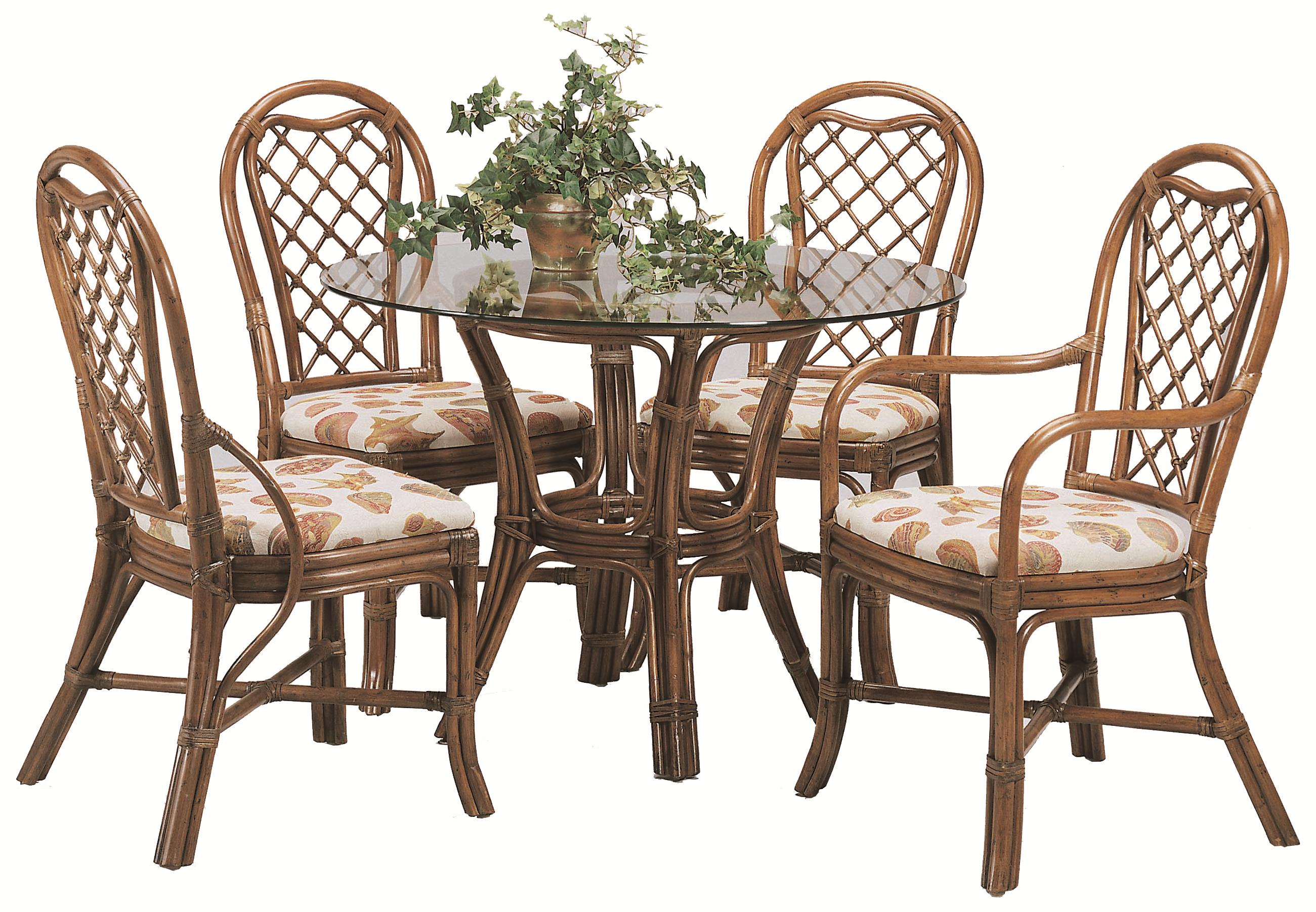 979 Five Piece Dining Set by Braxton Culler at Alison Craig Home Furnishings