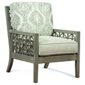 Vendor 10 Accent Chairs Exposed Wood Chair - Item Number: 1002-001-0790-84