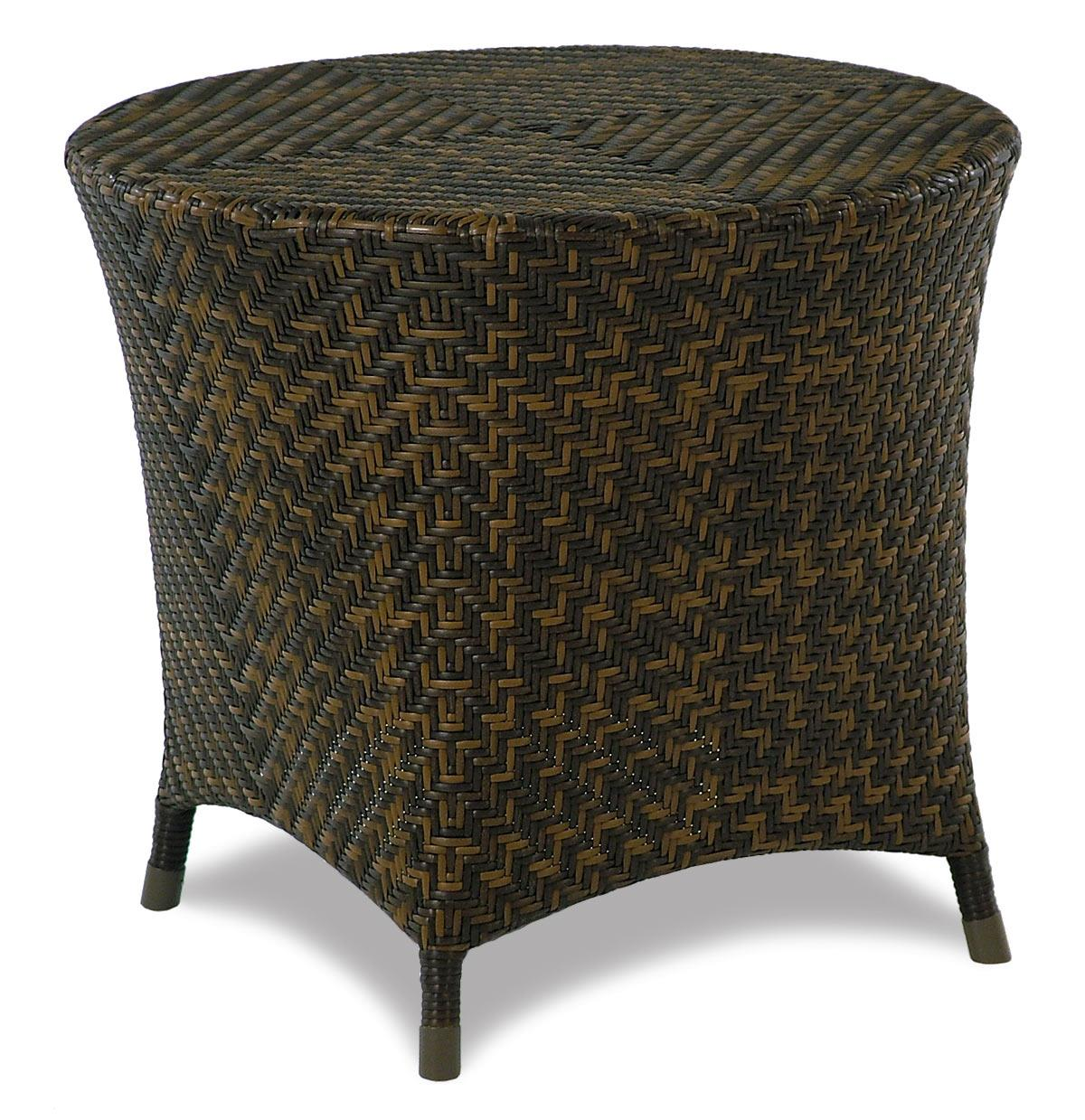 Braxton Culler Retreat Round End Table - Item Number: 410-022