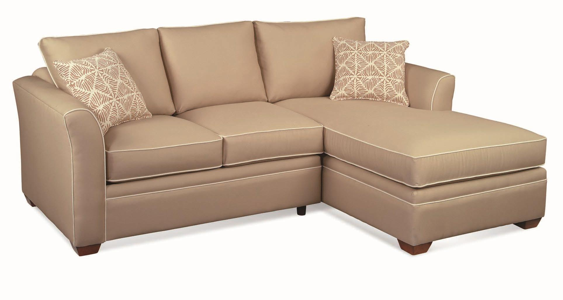 Braxton Culler Bridgeport Casual 2 Piece Sectional Sofa with ...