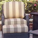 Braxton Culler Oasis Transitional Outdoor Lounge Chair