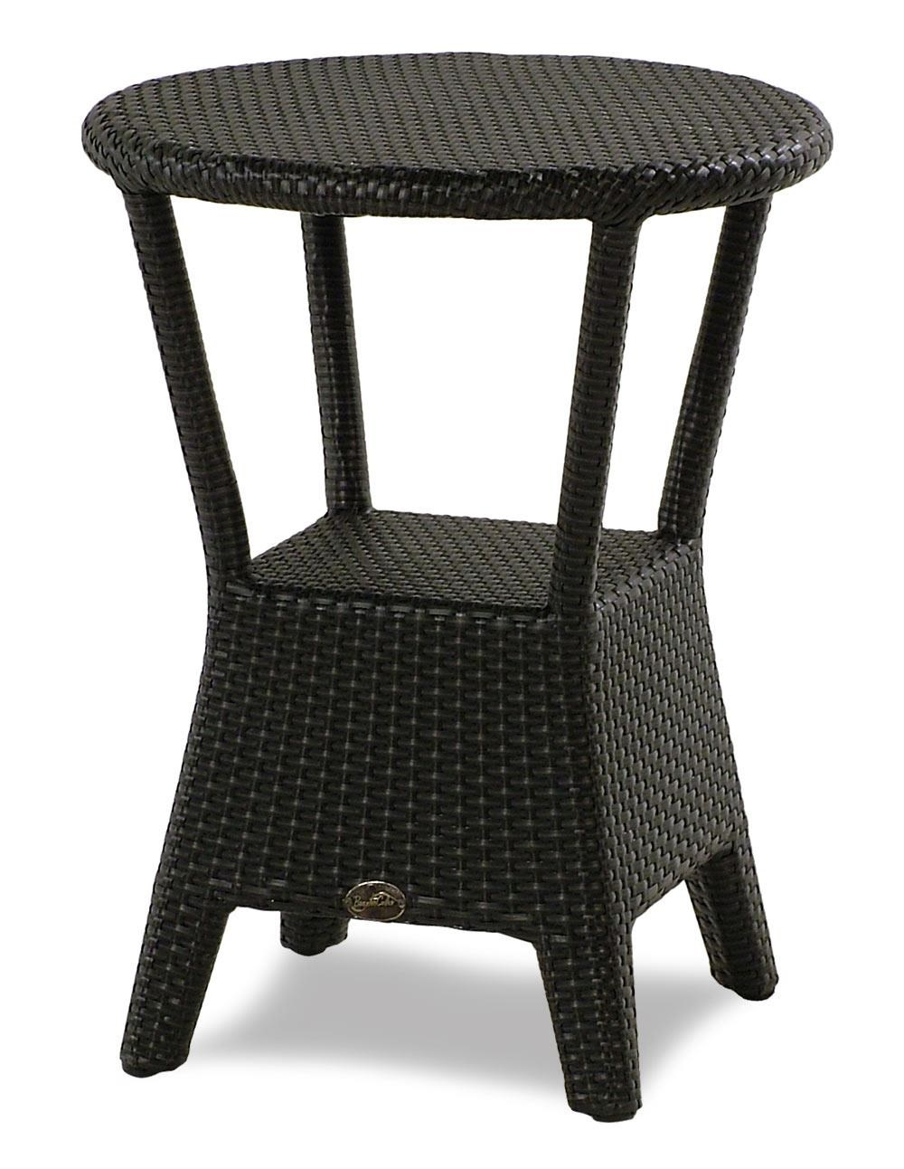 Braxton Culler Oasis Round Chairside Table - Item Number: 435-122