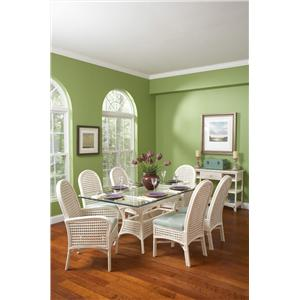 Vendor 10 Captiva  7 Piece Dining Set