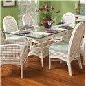 Vendor 10 Captiva  Rectangular Dining Table - Item Number: 1952-076