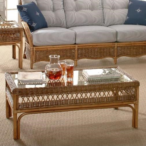 Nassau Coffee Table by Braxton Culler at Johnny Janosik