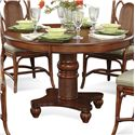 "Vendor 10 Palmetto Place 48"" Dining Table - Item Number: 845-E75"