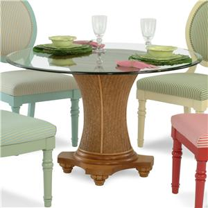 "Vendor 10 Sawgrass 48"" Round Dining Table"