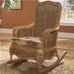Vendor 10 Shorewood rocking chair