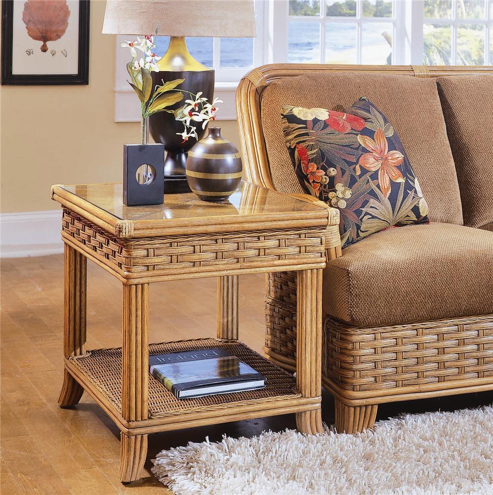 Vendor 10 953 End Table - Item Number: 953-071