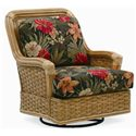 Vendor 10 953 Swivel Glider Chair - Item Number: 953-202