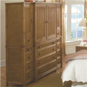 Braxton Culler Summer Retreat 12 Drawer Dresser