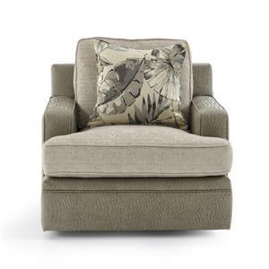 Braxton Culler Westchester Swivel Chair