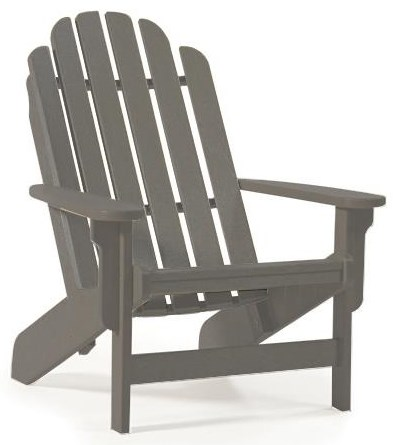 Adirondack Shoreline Adirondack Chair by Breezesta at Johnny Janosik