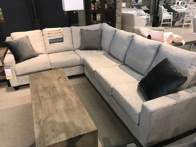 1145 2 Pc Sctl/yates Nickel by Brentwood Classics at Stoney Creek Furniture