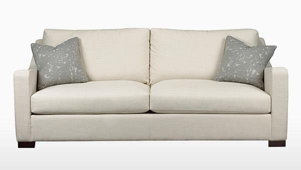 Brentwood Classics 1260 Monty Upholstered Sofa - Item Number: 1260-38
