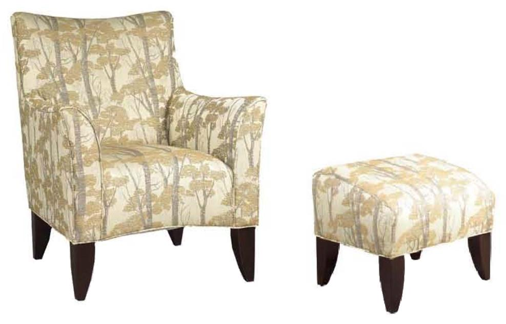 147 Chair and Ottoman by Brentwood Classics at Stoney Creek Furniture