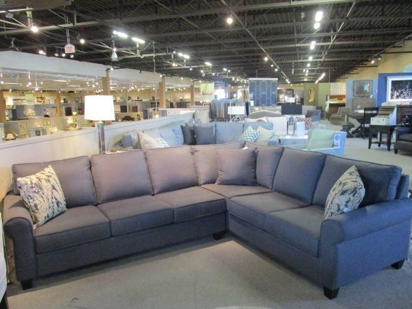 Brentwood Classics 2844 2 PCE SECTIONAL - Item Number: 190.284400