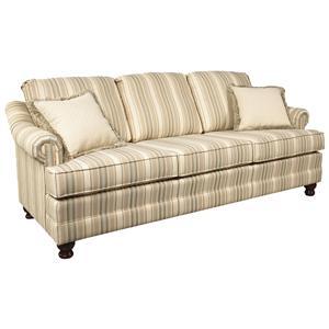 Brentwood Classics 7574 Small Demi Sofa for Living Room Davenport Options