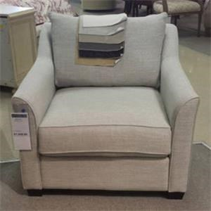 Brentwood Classics Gene Upholstered Chair