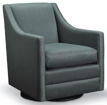 Glen Swivel Chair by Brentwood Classics at Stoney Creek Furniture