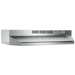 "Broan Under Cabinet Hoods 42"" Non-Ducted Under Cabinet Hood"