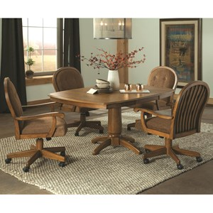 Brooks Easy Living 5 Piece Dining Set