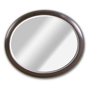 Broughton Hall Accolade Oval Mirror