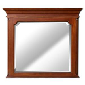 Birkdale Beveled Landscape Mirror By Broughton Hall