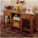 Broyhill Furniture Attic Heirlooms Sofa Table - Item Number: 3397-09
