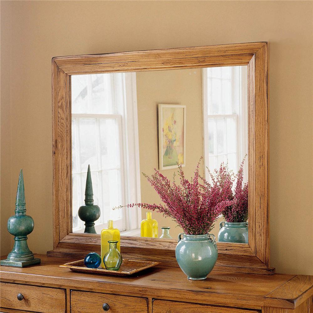 Broyhill Furniture Attic Heirlooms Wall Mirror - Item Number: 4397-36