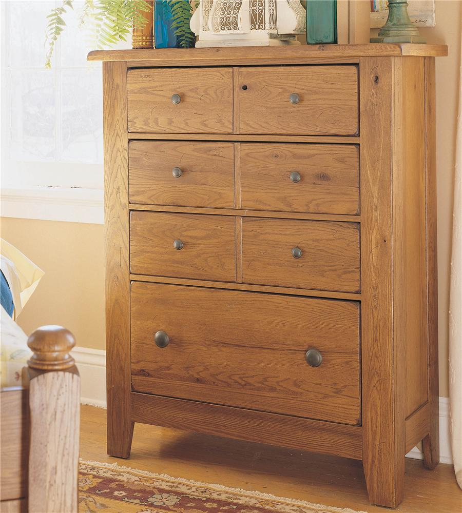 Broyhill Furniture Attic Heirlooms Drawer Chest - Item Number: 4397-40