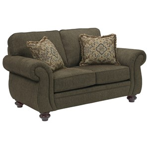 Broyhill Express Cassandra Traditional Loveseat