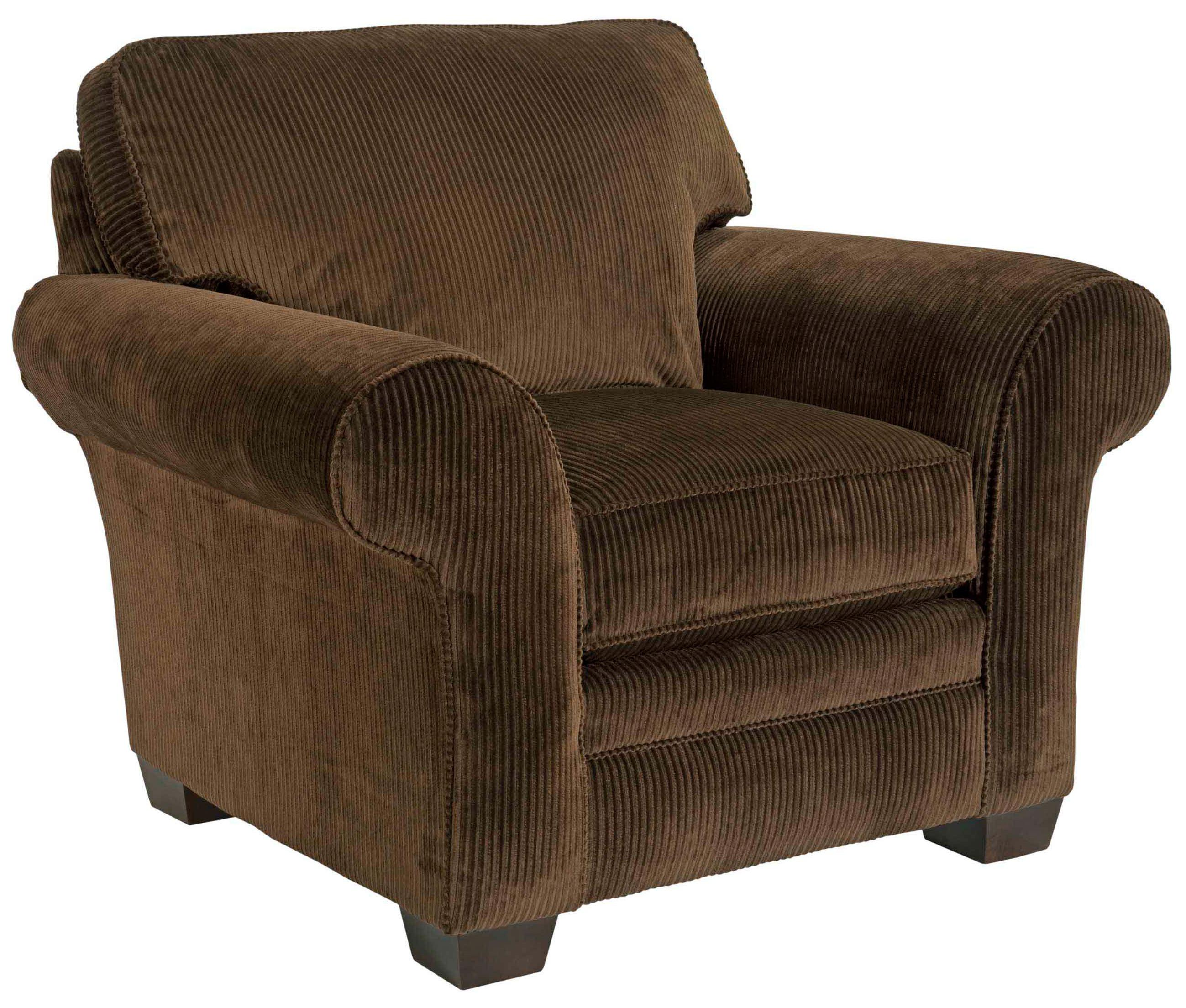 Broyhill Express Zachary 7902 0q Transitional Chair With Oversized Rolled Arms John V Schultz