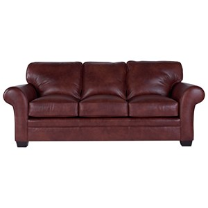 Zachary Quick Ship Queen Goodnight Sleeper Sofa by Broyhill Express